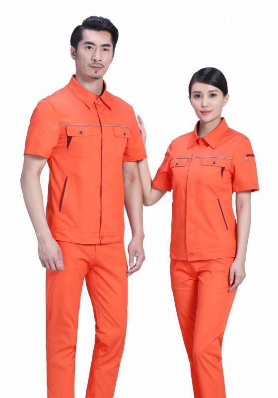 环卫工人工作服需要换颜色吗?