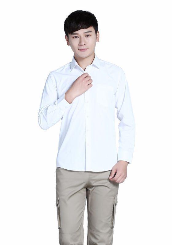 男士魅力来自男士衬衫的完美搭配